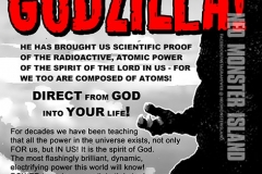 Thank God for Godzilla